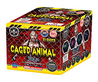 caged animal top fireworks 2019