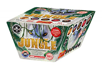 Jungle - top fireworks of 2019